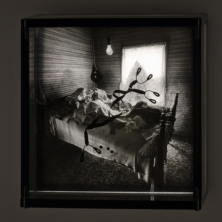 Suspenders and Bed,1983,2-20